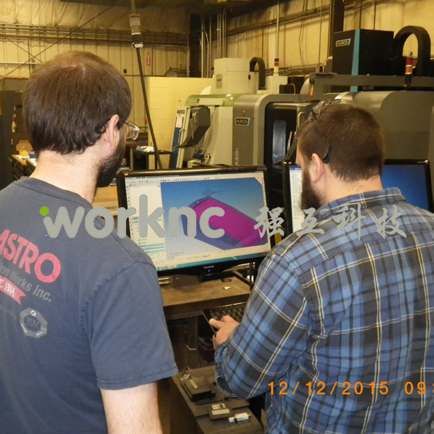 WorkNC helps Astro Machine Works Expands its Programming